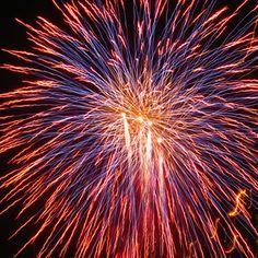 Firework dances