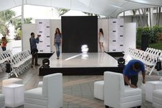 #Lanzamientodemarca #CarloRossetti #Escenario #Moda #Zapatos