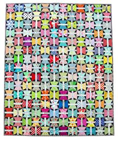 Red Pepper Quilts: A Butterfly Quilt