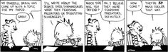 Calvin is always right and everybody else is wrong. Part 10