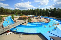 Boe Sommarland - Bo I Telemark Municipality, Norway Siam Park Tenerife, Blackpool Uk, Tower Of Power, Wave Pool, Continental Europe, Tour Tickets, Water Slides, Vacation Destinations, Play Houses