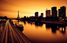 Paris...  I WILL go there some day, and not just to their airport.