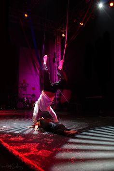 Danza Contemporánea Coreografía - La Muerte Chiquita Circo Volador