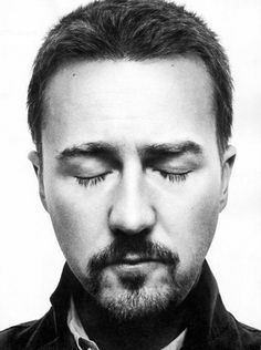 "Edward Norton-I worked with him on ""Primal Fear"" in the courtroom scene as Juror 14."