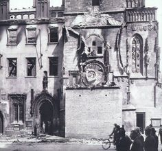 8.5.1945 Liberation of Prague. The day after damages were calculated.