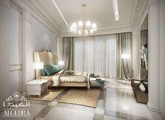 Bedroom Interior Design - Master Bedroom Designs algedra.ae
