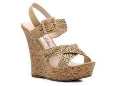 De Blossom Nemo-2 Wedge Sandal Women's Wedge Sandals Sandals Women's Shoes - DSW