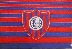 San Lorenzo logo by carlossimio.deviantart.com on @DeviantArt