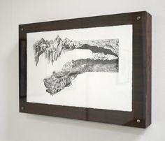 Krater by Petter Buhagen and Ingri Haraldsen at Kurnt #art #illustration