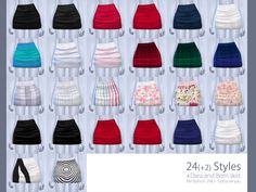 mini SKIRT Found in TSR Category 'Sims 4 Downloads'