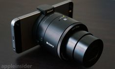 Review: Sony's high-end Cyber-shot QX100 wireless camera lens for iPhone