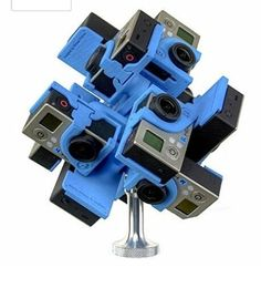 An awesome Virtual Reality pic! 360Heros 3D Pro12 Mount ............$995.00............... ONLY 9 LEFT IN STOCK . !!!!! Get Yours Today !!!!! . http://amzn.to/1pWWIhU . Create your own Virtual Reality Photos / Videos Which you can then use it to Sell to VR App Companies & Other VR Companies Or Create your own Downloadable Data to sell.............................. . ........THE NEW........ !!!PHOTOGRAPHY!!!!! . 3D Full Spherical 360 Video Gear / Plug-N-Play . Compatible With GoPro Hero 3…