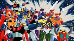 Nagai's Super Robot Classics by Zer013.deviantart.com on @deviantART