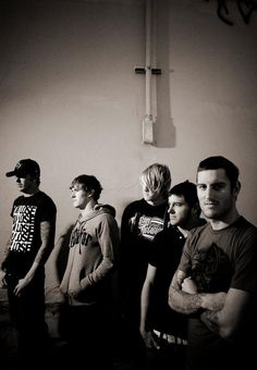 Parkway Drive- taught me that home is who you're with, not where you are