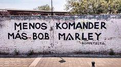 Más arte urbano en @streetart_chilango los dejamos con este muro de #rompetesta en #uruapan #michoacan feliz martes #streetartmexico #mexico #mexicolor #mexicourbano #mexico #mexicolors #uruapanmichoacan #komander #bobmarley #streetart #streetarts #streetartistry