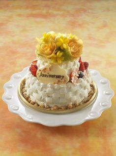 リーガロイヤルホテル 大阪に可憐な春のスペシャルケーキがお目見え