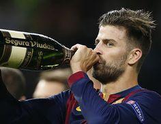 escrivinhos.com: Barcelona comemora conquista da Champions League com espumante espanhol