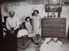 tempi passati povertà italia anni 40 e 50 - Cerca con Google