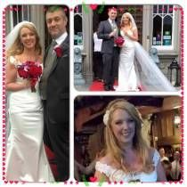Thank you so much Cameo Bridal!!! I had a fantastic day & felt amazing in my Sophia Tolli gúna, I loved my veil and headpiece also, thanks so much to your fabulous staff for all your help, highly recommend!!Thank you so much Cameo Bridal!!! I had a fantastic day & felt amazing in my Sophia Tolli gúna, I loved my veil and headpiece also, tha... Irish Wedding Dresses, 2015 Wedding Dresses, Wedding 2015, Bridal Dresses, Bridal Style, Dublin, Headpiece, Veil, Amanda