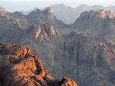 World-Nomad.com: Mount Sinai, Egypt