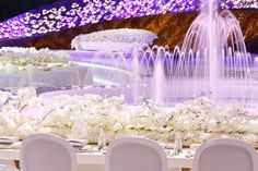 Dubai Wedding Decoration http://www.designlabevents.com