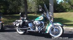 Used 2009 Harley Davidson Heritage Softail Classic Motorcycles for Sale ...