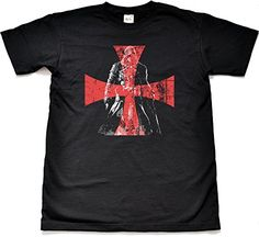Teamzad Distressed Templar Cross T Shirt Medium Teamzad http://www.amazon.com/dp/B00OIZ9OQ4/ref=cm_sw_r_pi_dp_LO2kvb1B078KR