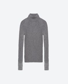 Image 8 of RIBBED SWEATER from Zara