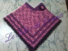 44 Immagini Popolari Di Poncho Bambini Baby Knitting Tricot