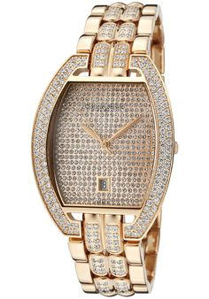 (Limited Supply) Click Image Above: Christian Bernard (men's) - Gold Stainless Steel/white Mother Of Pearl Diamond Bracelets, Diamond Jewelry, Trendy Fashion Jewelry, Gold Watch, Jewelry Stores, Diamond Engagement Rings, Watches For Men, Jewelry Design, Rose Gold