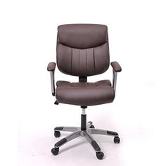 VECELO Hight Back PU Leather Executive Chair Swivel Computer Desk Chair