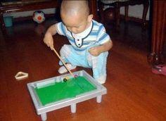 Unusual billiard boards