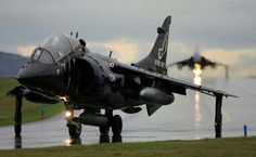 Photo taken at Culdrose (EGDR) in England, United Kingdom on July Military Jets, Military Weapons, Military Aircraft, Uk Navy, Royal Navy, Ww2 Aircraft, Aircraft Carrier, Dawn And Dusk, United States Navy