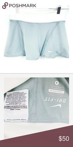 9231e51907 Nike Dri Fit flounce tennis Skirt Grey white S Nike Dri Fit flounce tennis  Skirt Colors
