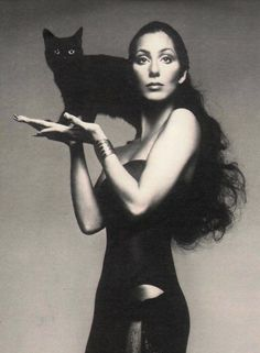 Cher & friend #cat