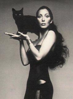 Cher & friend #cat