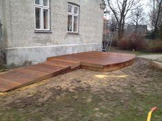 Building a terrence, #Renovering Hillerød, #renovering Hundested, #snedker Hillerød, #snedker Hundested, #Tømrer Hansen