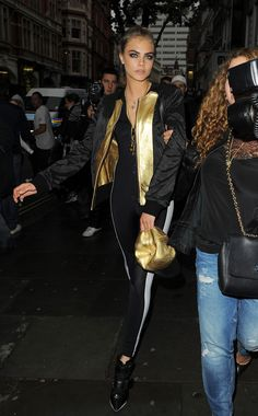 Fashion Queen Delevingne, STOP.