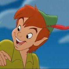 Peter Pan is my favorite Disney character!