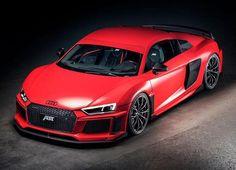ABT Audi R8 V10 Plus // Deseos a 300 km/h. Te enseñamos los Superdeportivos de Ginebra 2017.