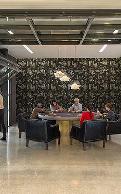 12 | Inside Zazzle's Sleek New Headquarters | Co.Design | business + design