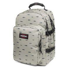Backpack fish stamp Eastpak Provider. Shop from http://samdamretail.be/en/backpack-fish-stamp-eastpak-provider.html #backpack #print #rucksack