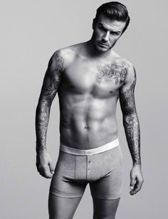 David Beckham Runs Around in His Underwear, Solange Knowles Is Super Cute in her New Video, and Andrej Pejic Makes Bank