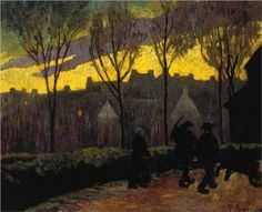 Evening - Paul Serusier