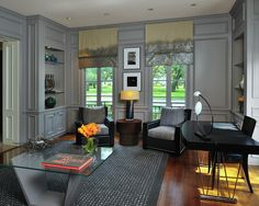 SW6003 Proper Gray by Sherwin-Williams. This is the color I asked for! Looks quite different.
