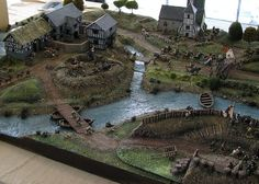 Wargames Table.