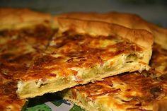 Quiche aux ravioles de Romans | La cuisine de Jackie