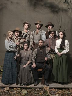 Image detail for -Review: 'Hatfields & McCoys' isn't fighting for an Emmy | TV and DVDs ...