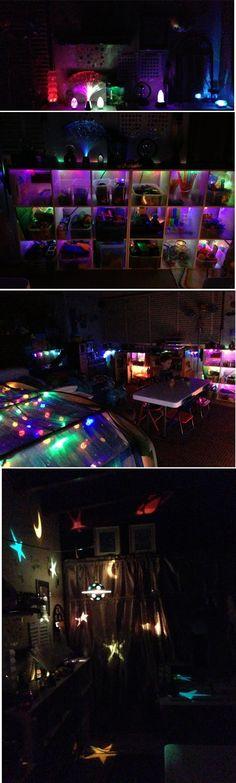 Playroom Lighting