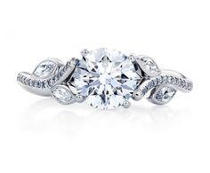 Bague de fiançailles en en platine et diamant solitaire - Bague: De Beers, modèle Adonis - La Fiancée du Panda blog Mariage et Lifestyle